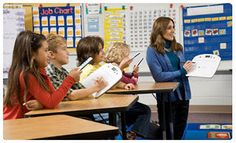 Good ideas about how to use technology in the classroom