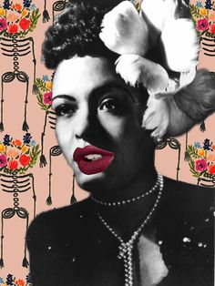 The Beauty Hall of FameBillie Holiday - Something About Magazine