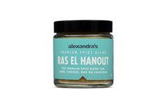 Chocolate Truffles with Ras el Hanout