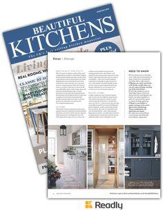 Suggestion about Beautiful Kitchens Magazine June/July 2015 page 44