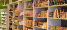 Cadena de supermercados Terra Vitae