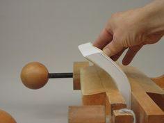 Double-Fan Adhesive Binding tutorial