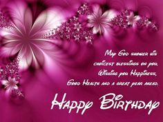 165 best religious birthday greetings images on pinterest in 2018 christian birthday wishes quotes and messages with pictures download happy happy birthday messages m4hsunfo