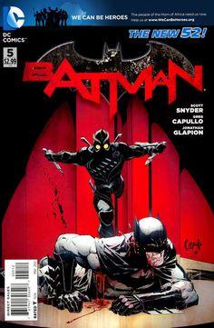 Batman #5 - 2nd Print