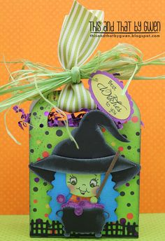 Best Witches to you treat Bag!