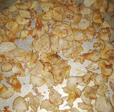 wild mustard potato chips.