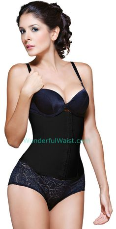 waist trainer, corset, waist cincher, shapewear, girdle, Aggressive Latex Waist Trainer (v102)