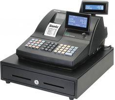 Sam4s NR-520R Cash Register - Scanning Bundle 2