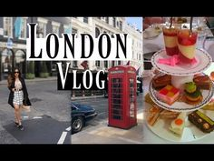 What To Do In London Vlog 2017