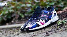 Der ZX Flux NPS von adidas.  http://www.soulfoot.de/de/Sneaker/ZX-Flux-NPS,50,B34467.html  #adidas #zxflux #sneaker #soulfoot #slft