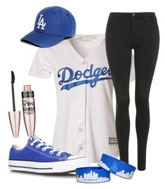 """Dodgers"" by franquezpaula on Polyvore"
