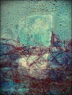 Renate Horn, O/T (1) Mit einem Klick auf 'Als Kunstkarte versenden' versenden Sie kostenlos dieses Werk Ihren Freunden und Bekannten.