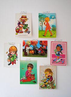 Vintage Cards   Liefgeval   Flickr