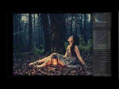 Using Tone Curves to Create a Fairy Tale by LightroomZen