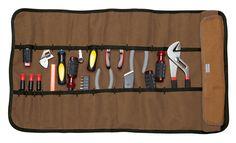 Legacy Tool Roll Trousse à outils à rouler taille unique Carhartt® Brown: Amazon.fr: Bricolage