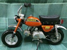 1973 Honda Z50 Minitrail minibike Minibike, Honda Motorcycles, Moto Guzzi, Bike Trails, Go Kart, Car Audio, Ducati, Monkey, Cycling