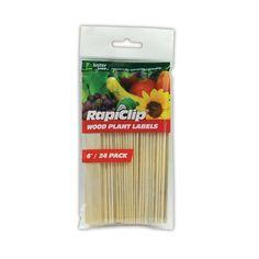 Lustre Feuille 810 Rapiclip Bois Plante à imprimer 6-inch: Amazon.fr: Jardin