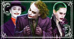 Joker im Realfilm - Ein Vergleich