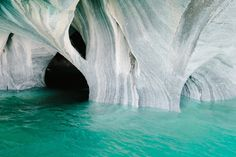 archatlas: Navigating Chile's Marble Caves ... | THE KHOOLL