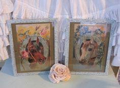 A personal favorite from my Etsy shop https://www.etsy.com/listing/270254566/horse-printshorse-decor-nurseryshabby