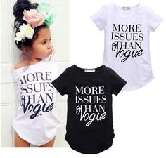 9af18091a35 Girl Fashion More Issues Than Vogue  kidsclothing  kidsfashion  diva   cutegirlsclothing  babygirl