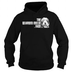 The Bearded Collie Face T-Shirts, Hoodies ==►► Click Image to Shopping NOW!