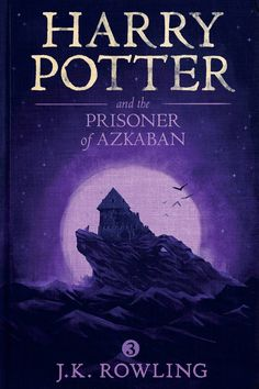 Sirius Black is officially my favourite in the series. Anyone that can exist in Azkaban without having his soul dwindle into an empty pit deserves his happily ever after. Harry Potter is embroiled deeper and deeper into the dark workings of Voldemort. Rowling Harry Potter, Harry Potter 3, Harry Potter Book Covers, Sirius Black, Hogwarts, Lord Voldemort, Rúbeo Hagrid, Prisoner Of Azkaban Book, Harry Por