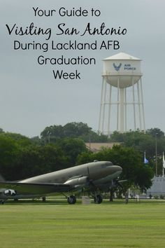 Your Guide to Visiting San Antonio For Lackland AFB Boot Camp Graduation