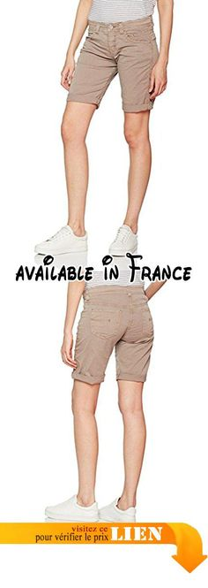 B01NBCP0TH : MAC Sexy Short Femme Braun (Sludge Ppt 258R) 40W. #Apparel #SHORTS
