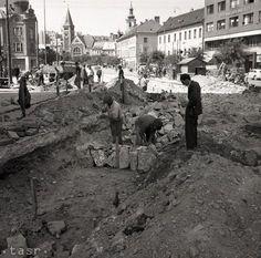Bratislava, Old Street, Street View, Squares, Times, Retro, Historia, Pictures, Bobs