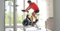 recumbent bike - cardio workout for exercise bike Recumbent Bike Workout, Cycling Workout, Gym Workouts, Exercise Cardio, Exercise Bike Reviews, Indoor Cycling, Bike Seat, Fat Burning Workout, Weight Loss Challenge