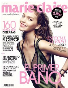 Gucci Cover - Marie Claire Spain, May 2014