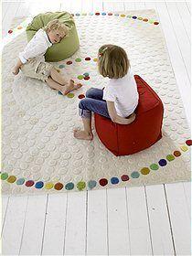 Schöner Kinderzimmer Teppich!