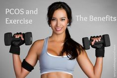 We all know we should exercise. But here is why exercise is so important for women with PCOS. Find out more at www.pcosdietsupport.com