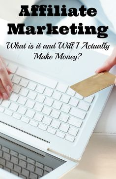 Affiliate marketing, what is it and will I actually make money? // Day by Day In Our World