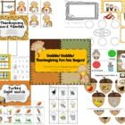 Gobble! Gobble! Thanksgiving Fun has Begun! This unit is aligned with several common core standards across Kindergarten/First grade. It includes:...