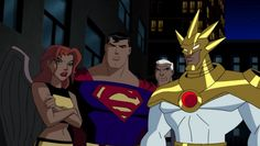 Justice League Animated, Superman Logo, Hawkgirl, Man Of Steel, Good Ol, Animation Series, Evolution, Favorite Tv Shows, Dc Comics