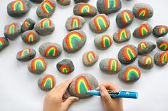 Rainbow Crafts and Treats