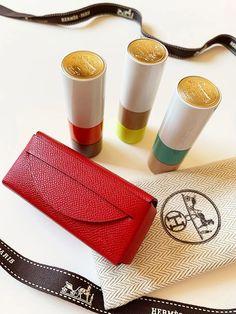 Die Rouge Hermès Limited Editions für Spring/Summer 2021 –heypretty Hermes, Sunglasses Case, Spring Summer, Make Up, Cosmetics, Chic, Pretty, Blog, Inspiration