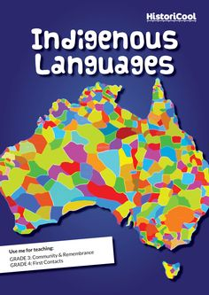 Use the Indigenous Australian Language & Connection Resource Bundle to…