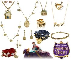 Disney Couture Sleeping Beauty