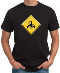 Jiu Jitsu Sign Classic / Crossing Sign T-Shirt