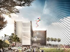 Galeria - Primeiro lugar no concurso para Nova Sede do Clube Curitibano / Arqbox Arquitetura - 8