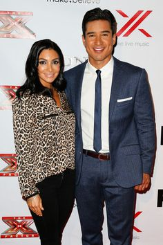 """Mario Lopez Photo - Fox's """"The X Factor"""" Viewing Party - Arrivals"""