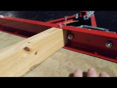 Showing how I used PT plywood for the deck and made it more rigid by building up a subframe of Harbor Freight Folding Trailer, Folding Utility Trailer, Trailer Deck, Small Travel Trailers, Motorcycle Trailer, Camper Trailers, House On Wheels, Cool Gifts, Boat
