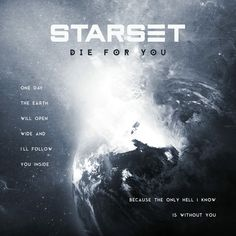 """Starset """"Die for You"""" teaser. — Awe, this is so romantic. I'm taking this one more romantically and less tragically than the others. For now anyway. -BH"""