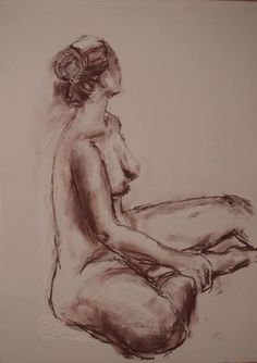 Pastel Nude 1 Pose, Nudes, Saatchi Art, Statue, Drawings, Artist, Naked, Pictures, Artists