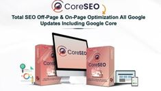 CoreSEO Tools Review And OTO Upsell - it is a total and comprehensive solution for all the SEO updates from Google Updates!   #coreseo #CoreSEOOTO #seo #website #ranking #markering #seotools Website Ranking, Google S, Seo Optimization, Seo Tools, Get Over It, Software, Train, Strollers