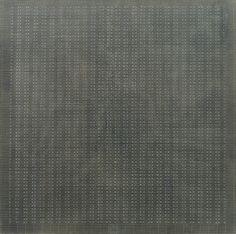 Collection Online   Agnes Martin. White Flower. 1960 - Guggenheim Museum