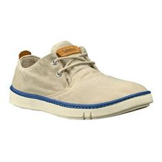 Timberland - Chaussures Hookset Handcrafted Fabric Homme - Blanc